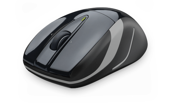 Wireless Mouse M525 Black and Gray AMR Gallery 8