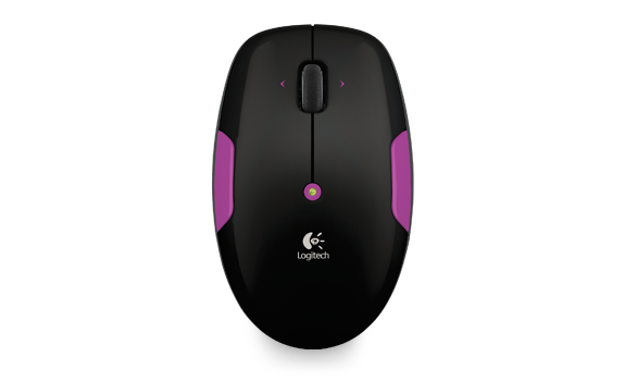Wireless Mouse M345 Gallery 1-petal pink