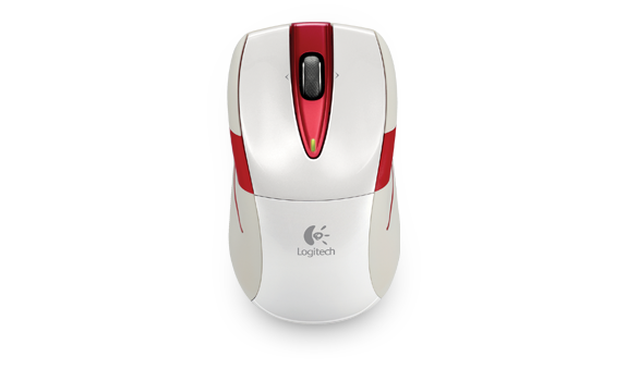 Wireless Mouse M525 White APJ