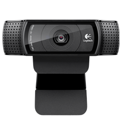 C920 webcam for business