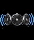 Omni-directional sound