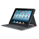 Solar Keyboard Folio for iPad