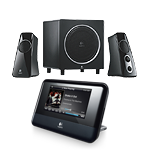 Squeezebox™ Touch & Speaker System Z523 Bundle