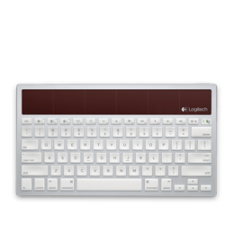 Wireless Solar Keyboard for Mac iOS K760