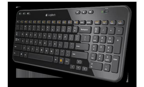 Wireless Combo MK365 Black Gallery 5