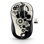 Wireless Mouse M325 Ink Gears Glamour Image SM