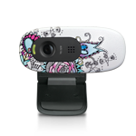 HD Webcam C270 Floral Foray Glamour Image SM