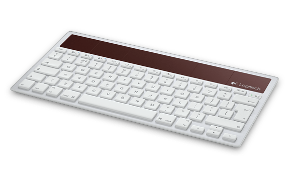 Logitech Wireless Solar Keyboard K760 - EU Gallery 2