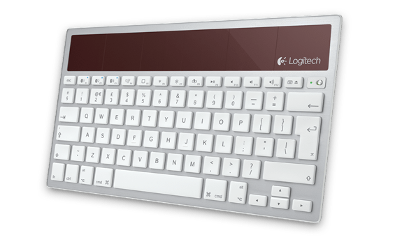 Logitech Wireless Solar Keyboard K760 - EU Gallery 3
