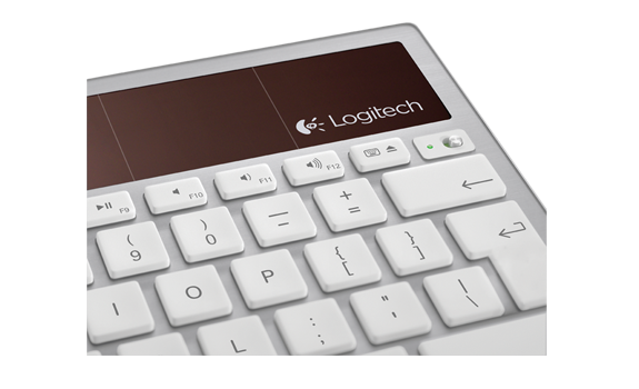 Logitech Wireless Solar Keyboard K760 - EU Gallery 6
