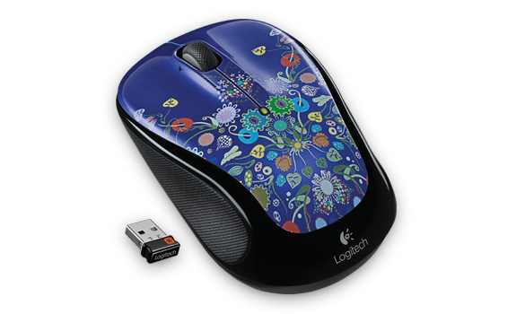 Wireless Mouse M325 Nature Jewelry Gallery Image 2