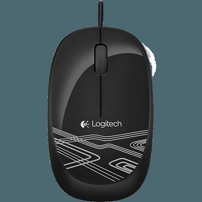Logitech Mouse M105 Black LG