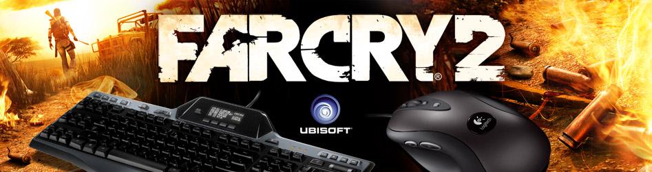 gaming ubisoft far cry2 Logitech G400 Gaming Maus + M305 Maus + Far Cry 2 für 28,34€ zusammen!