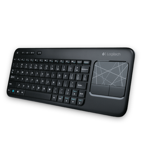 Wireless Touch Keyboard K400r