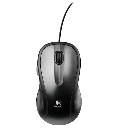 Corded Mouse M318e