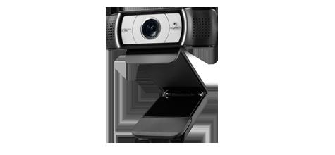 Logitech C930e webcam C930e-455x500