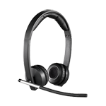 Wireless Headset Dual H820e
