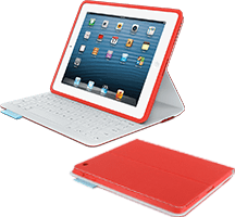 FabricSkin Keyboard Folio for iPad