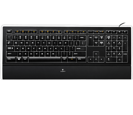 Illuminated Keyboard K740