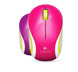 Wireless Mini Mouse M187 multi-color listing page Glamour Image EMEA
