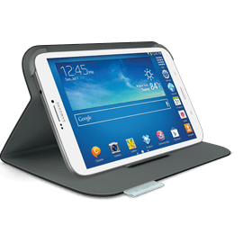 Logitech Folio Protective case for Samsung Galaxy Tab 3 8.0