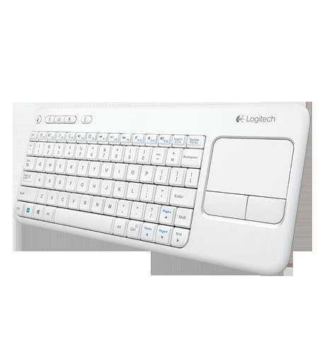 Wireless Touch Keyboard K400r