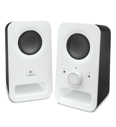 Multimedia Speakers Z150 Glamour image LG White