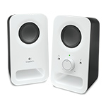 Multimedia Speakers Z150 Glamour image SM White
