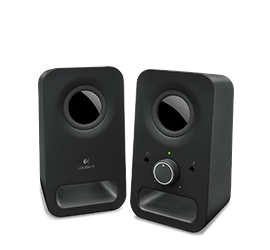 Logitech Multimedia Speakers Z150 Wide banner