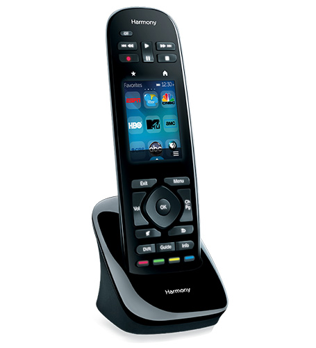 Harmony Ultimate One Touch Screen Remote Logitech