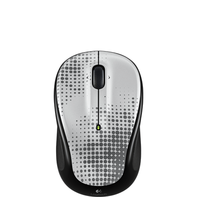 Wireless Mouse M325 Perfectly Pewter