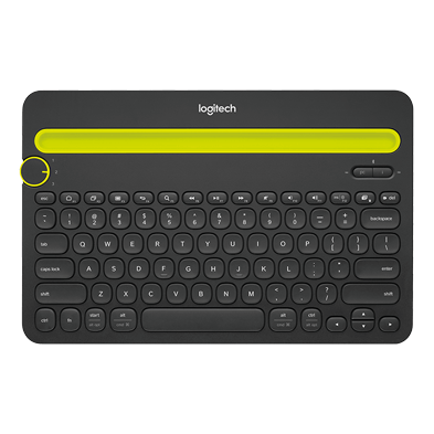 Produkt-Bild von Bluetooth Multi-Device Keyboard K480