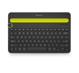 Logitech Bluetooth keyboard