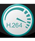 H.264 UVC scale