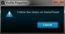 Follow Steps