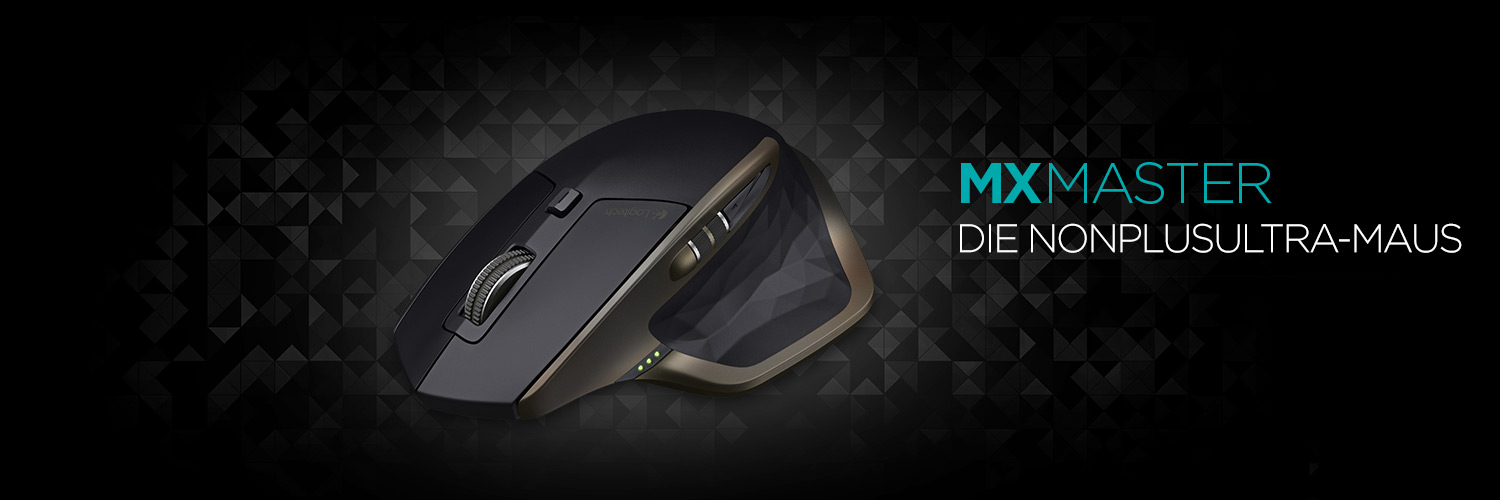 MX Master Wireless Mouse Indonesian