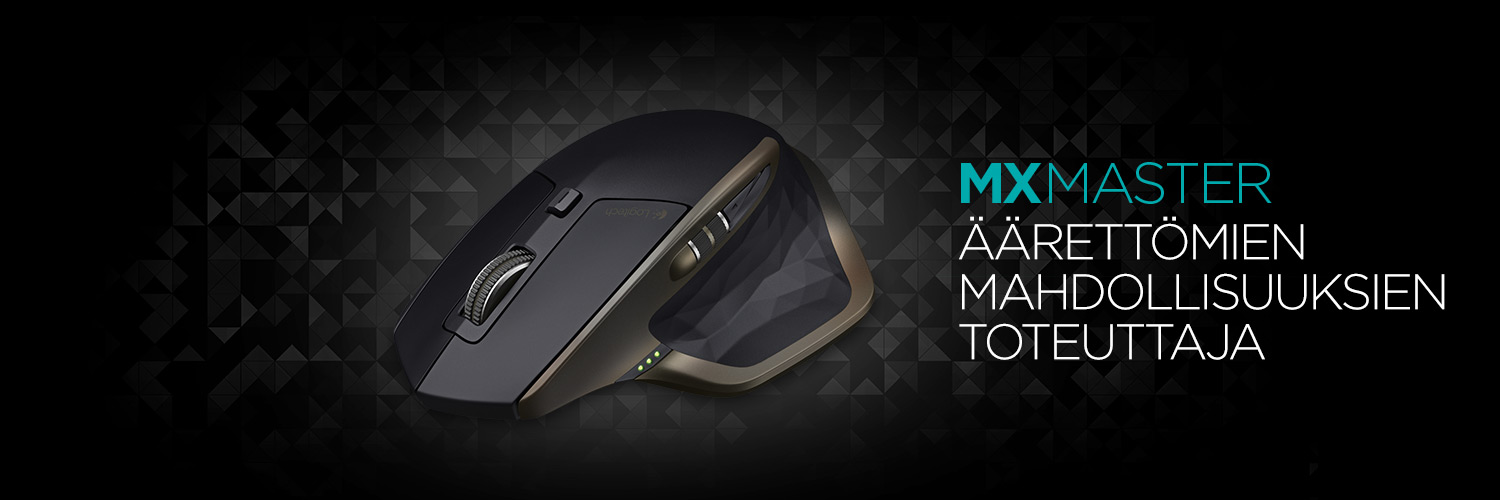 MX Master Wireless Mouse Finish
