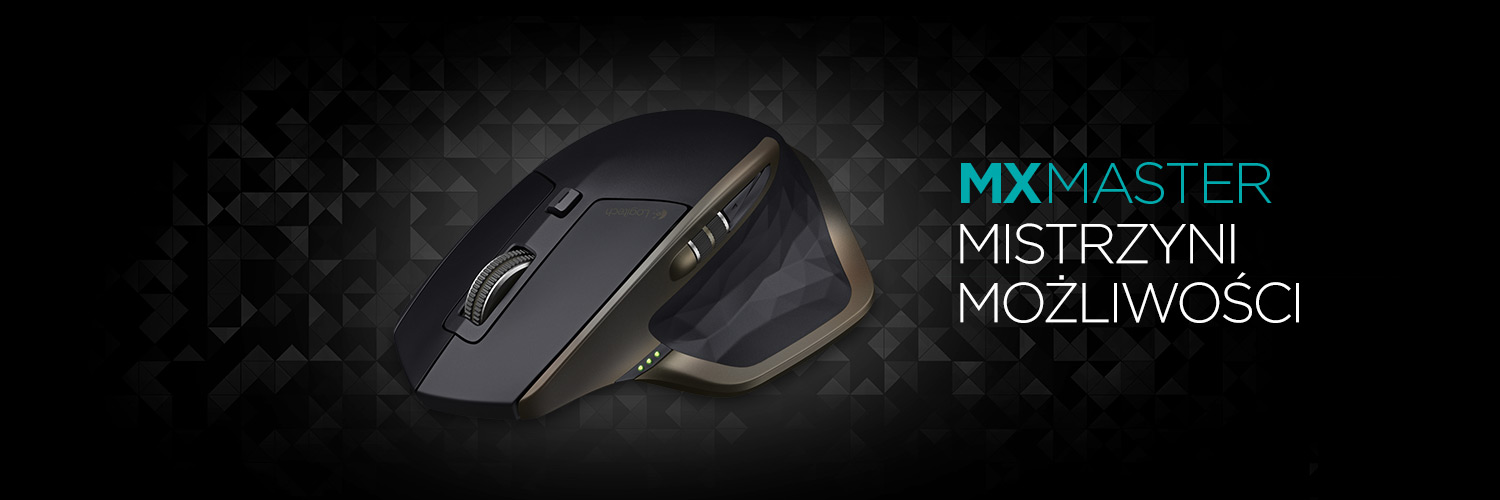MX Master Wireless Mouse Polish