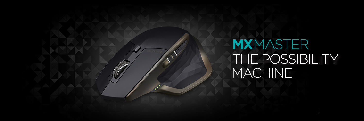 MX Master Wireless Mouse