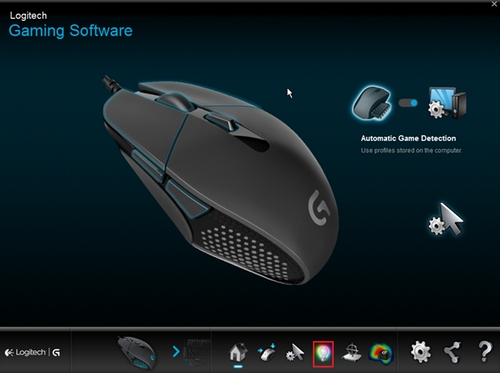 how to change logitech mouse settings