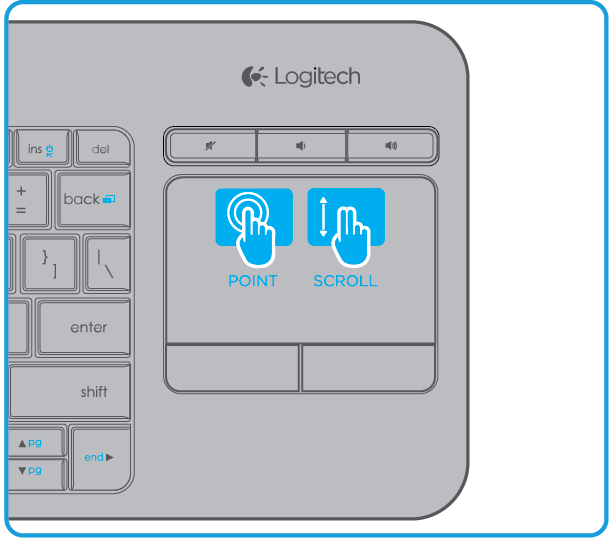 logitech k400r driver for android