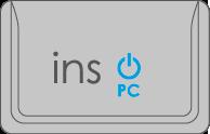 Fn+ ins key