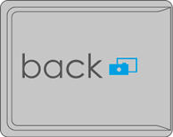 Fn+backspace key
