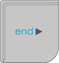 Fn+End key