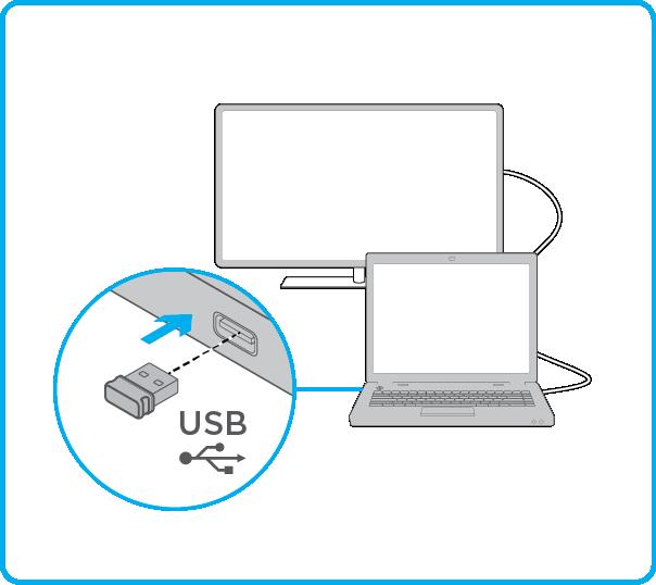 logitech k400 wireless touch keyboard manual