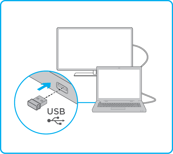Wireless Touch Keyboard K400 Plus Setup Guide