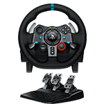G920/G29 Racing wheel for Xbox, PlayStation and PC - Black G29 - PlayStation/PC