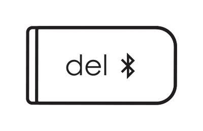 Fn Del Bluetooth Smart Connection