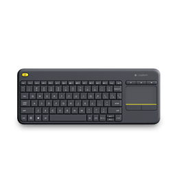 Wireless Touch Keyboard K400 Plus