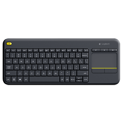 Product Image of Wireless Touch Keyboard K400 Plus